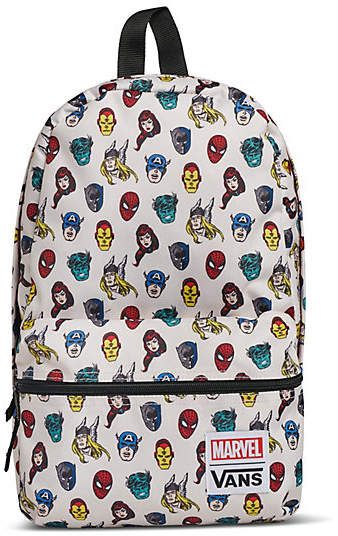 Vans x Marvel Heads Calico Small Backpack | Products in 2019 ...