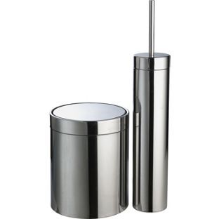 Buy Heart Of House Bin Brush Set Stainless Steel At Argos Co Uk Visit Argos Co Uk To Shop Online For Limited Stock Home And G Bathroom Sets Fittings Argos