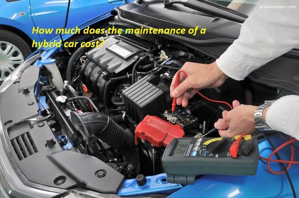 Do hybrid cars require the same maintenance as gasoline