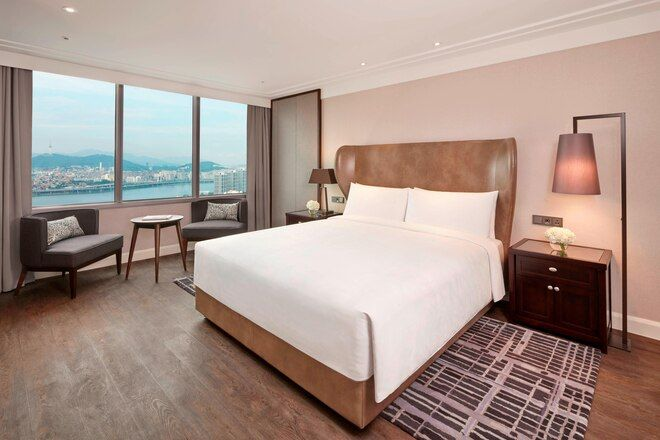 Seoul Hotel Rooms and Suites | JW Marriott Hotel Seoul