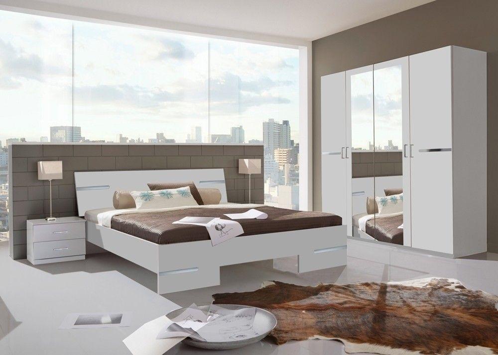 Wellemöbel Schlafzimmer ~ Trendiges schlafzimmer in rauchblau von wellemöbel möbel mit