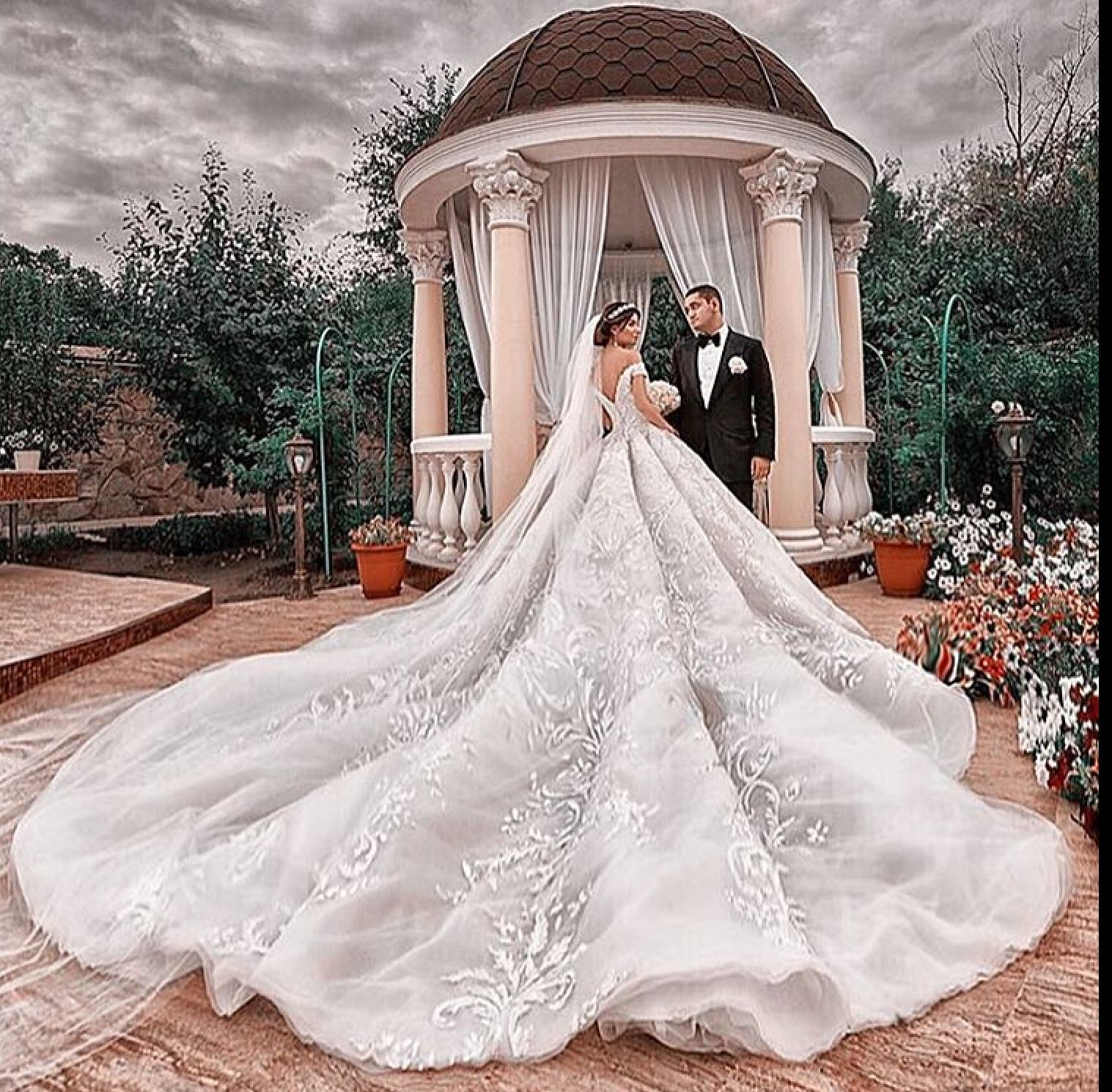 Pin by brides by liza on wedding gowns pinterest ball gowns and