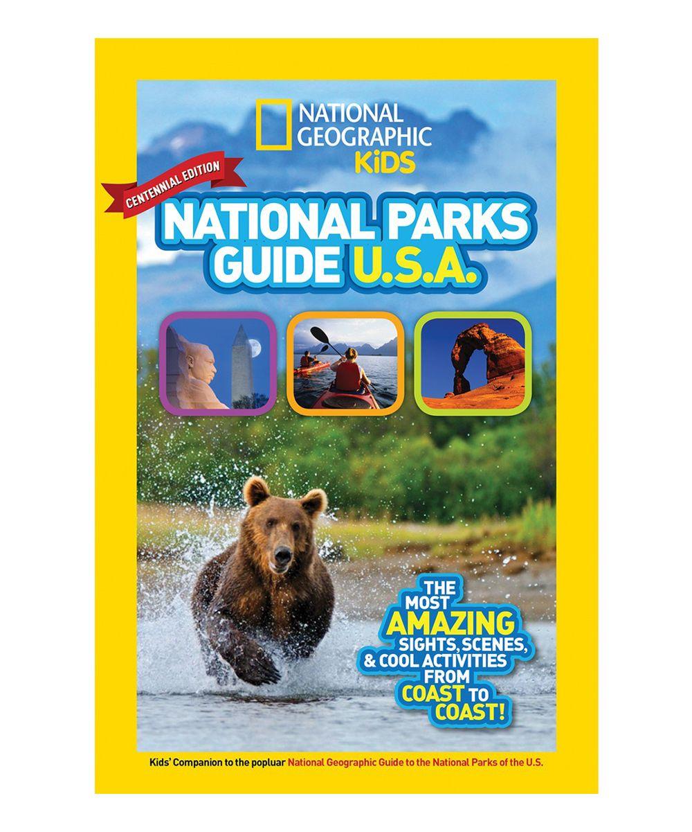 Kids National Parks Guide U.S.A. Centennial Edition