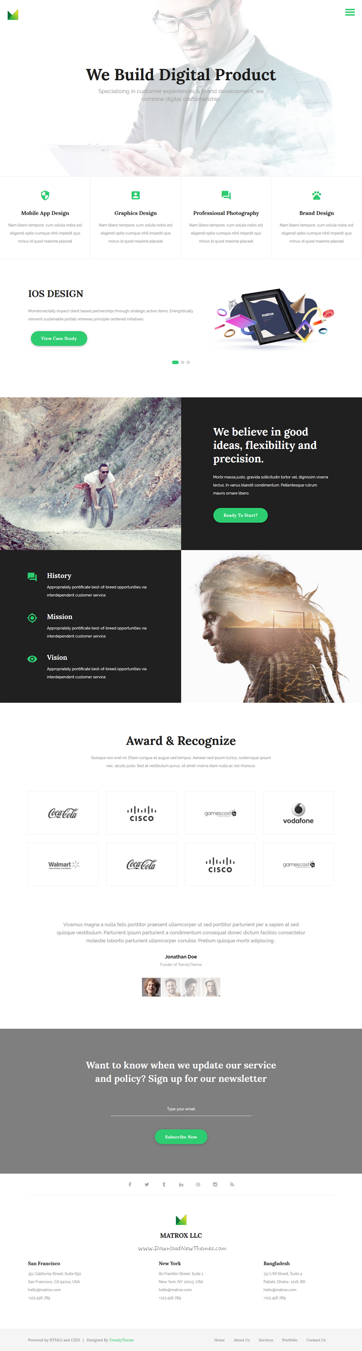 Materialize - Material Design Based Multipurpose HTML Template ...