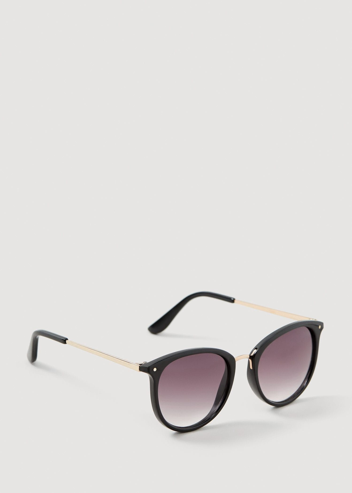 95ecad938c1 Mango Contrasting Sunglasses - Chocolate One Size