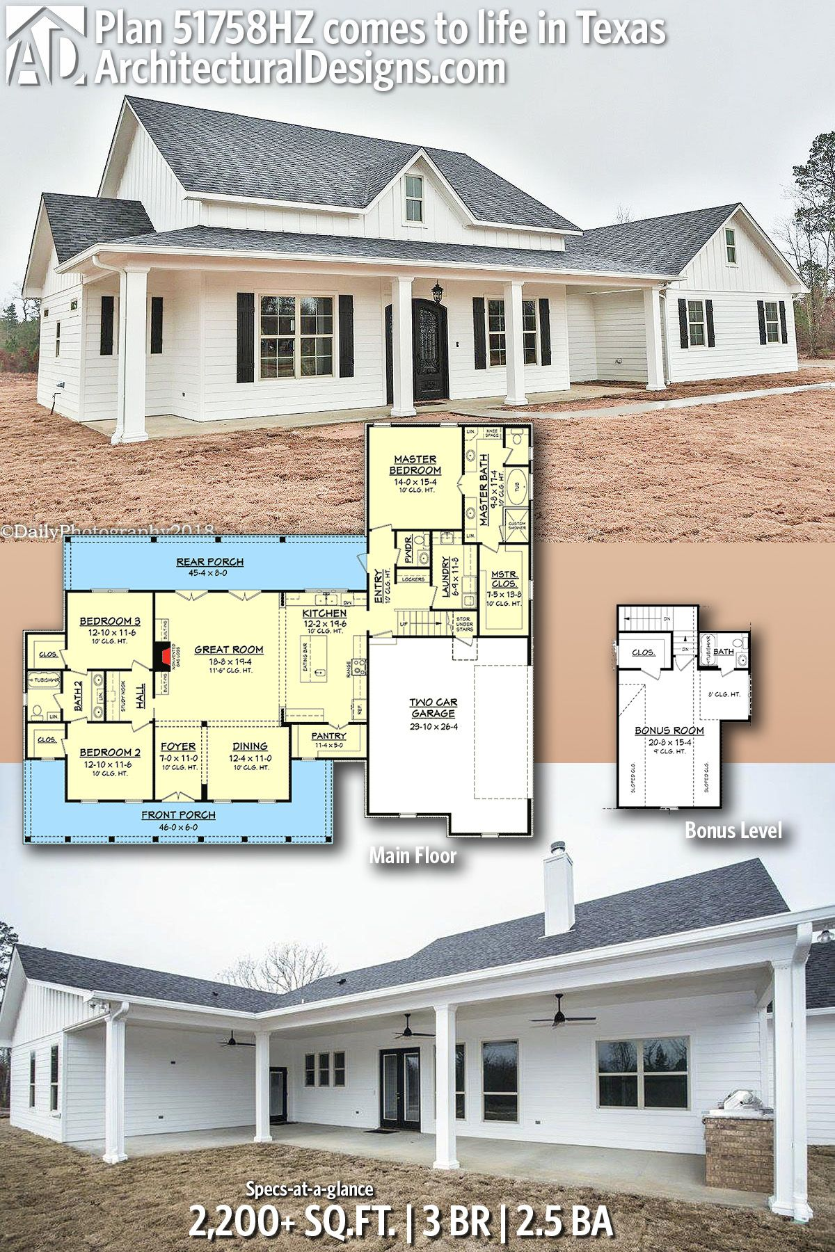 Plan 51758HZ: Three Bed Farmhouse with Optional Bonus Room ... on 2400 sq ft home plans, 800 sq ft home plans, 4500 sq ft home plans, 2750 sq ft home plans, 250 sq ft home plans, 4000 sq ft home plans, 1100 sq ft home plans, 2600 sq ft home plans, 3500 sq ft home plans, 2800 sq ft home plans, 1150 sq ft home plans, 7000 sq ft home plans, 500 sq ft home plans, 10000 sq ft home plans, 5000 sq ft home plans, 3000 sq ft home plans, 2300 sq ft home plans, 1700 sq ft home plans, 650 sq ft home plans, 3800 sq ft home plans,