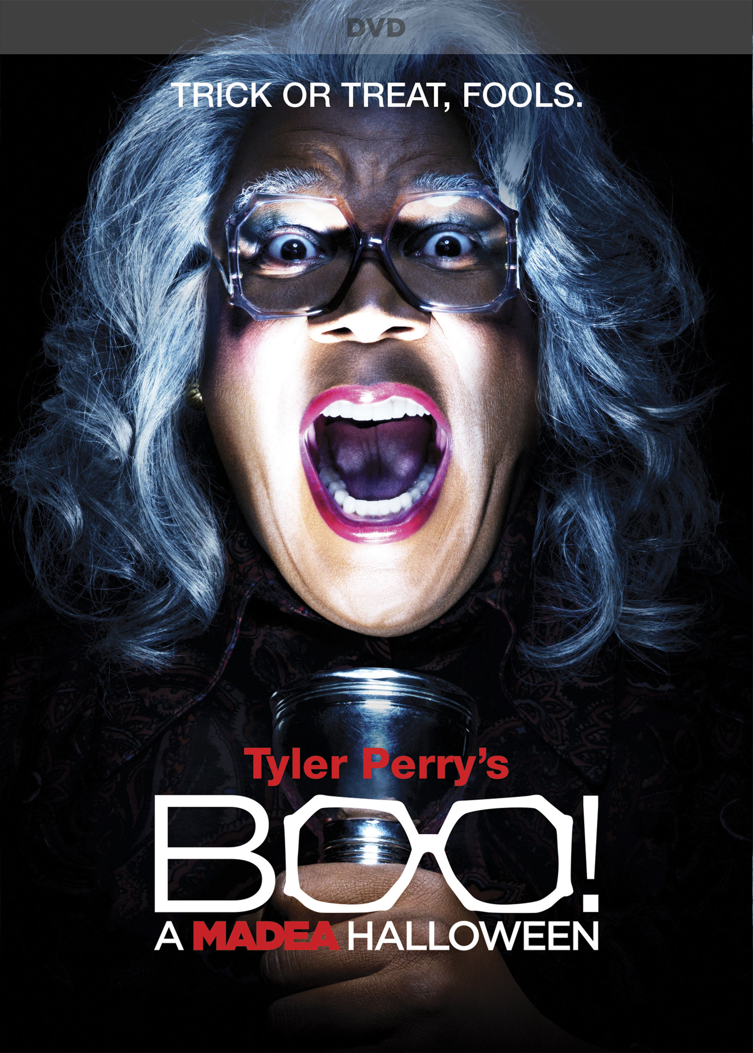 Tyler Perry's Boo! A Madea Halloween (DVD) movies in