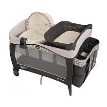 Graco Pack N Play Travel Play Yard With Newborn Napper
