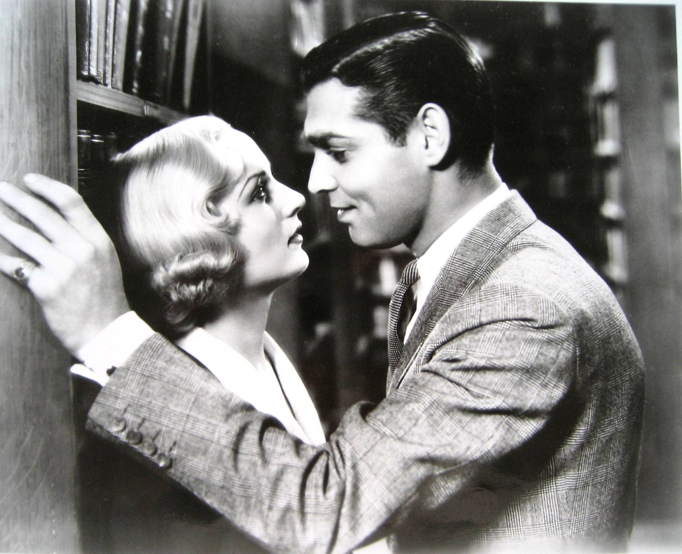 Image result for gable and lombard in 'no man of her own'