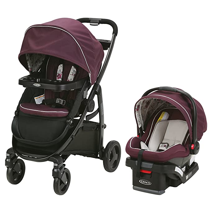 Graco Modes Travel System Includes Modes Stroller and