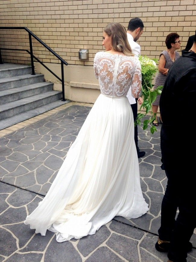 Paolo Sebastian, Custom, Size 8 | Paolo sebastian, Custom wedding ...