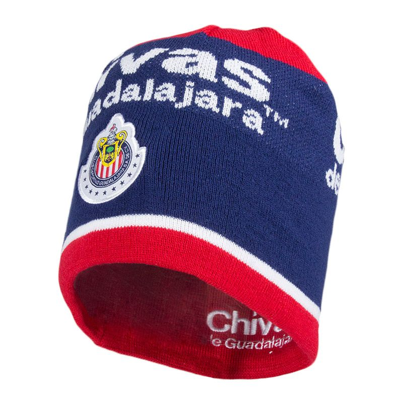 5e289cf8c75 Rhinox Chivas Knit Soccer Beanie