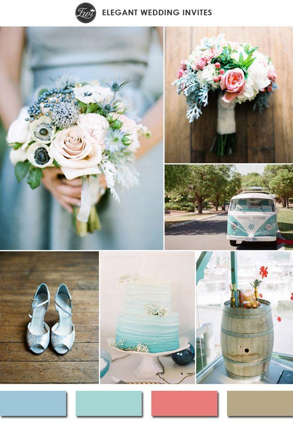 top 10 wedding color ideas for spring 2015 trends weddings