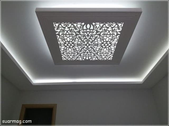 أحدث ديكورات اسقف جبس بسيطة 2020 مودرن Ceiling Design Interior Ceiling Design Ceiling Design Living Room