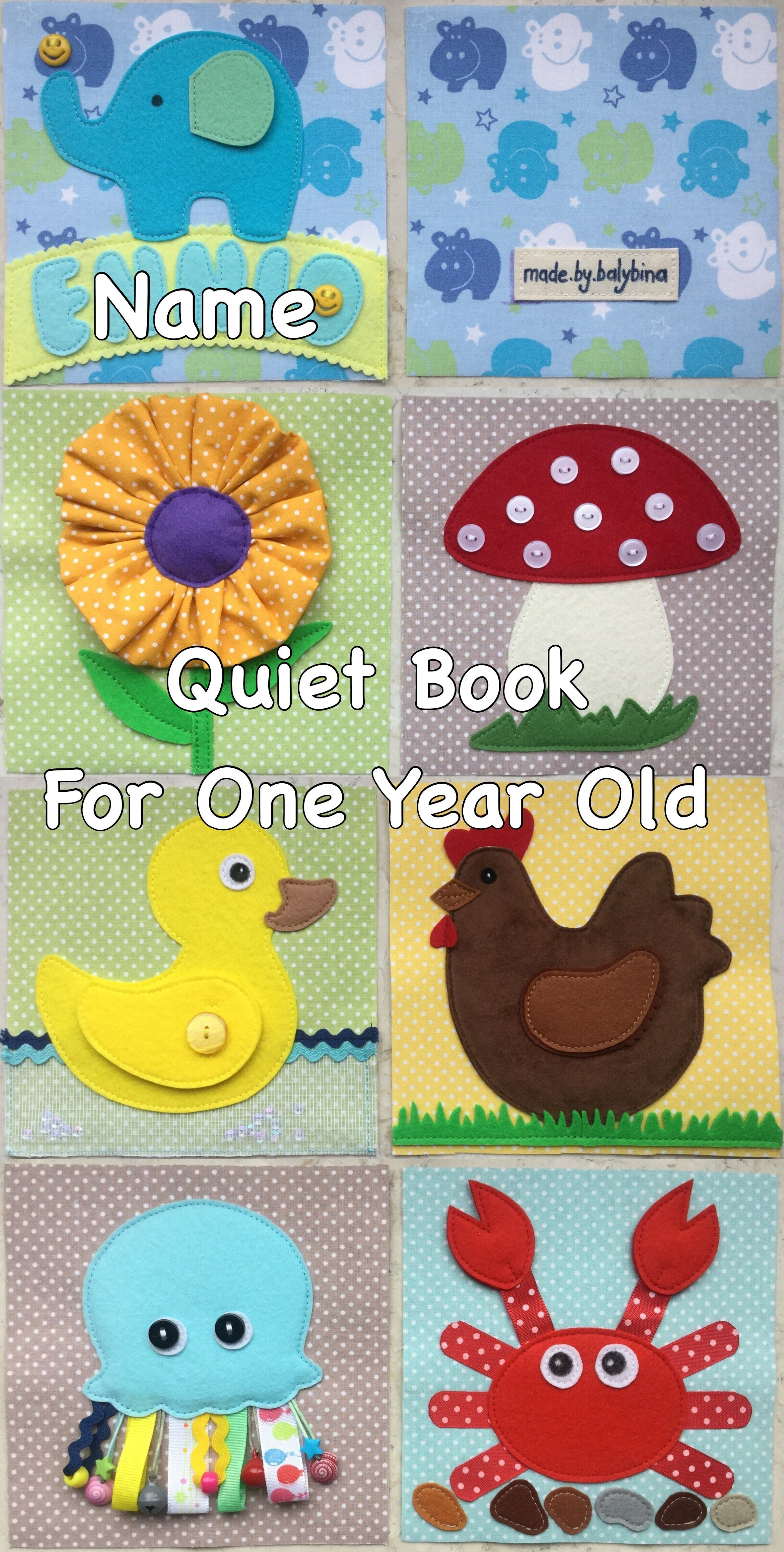 Pin By Sviatlana Balybina On Quiet Book Ideas Patterns