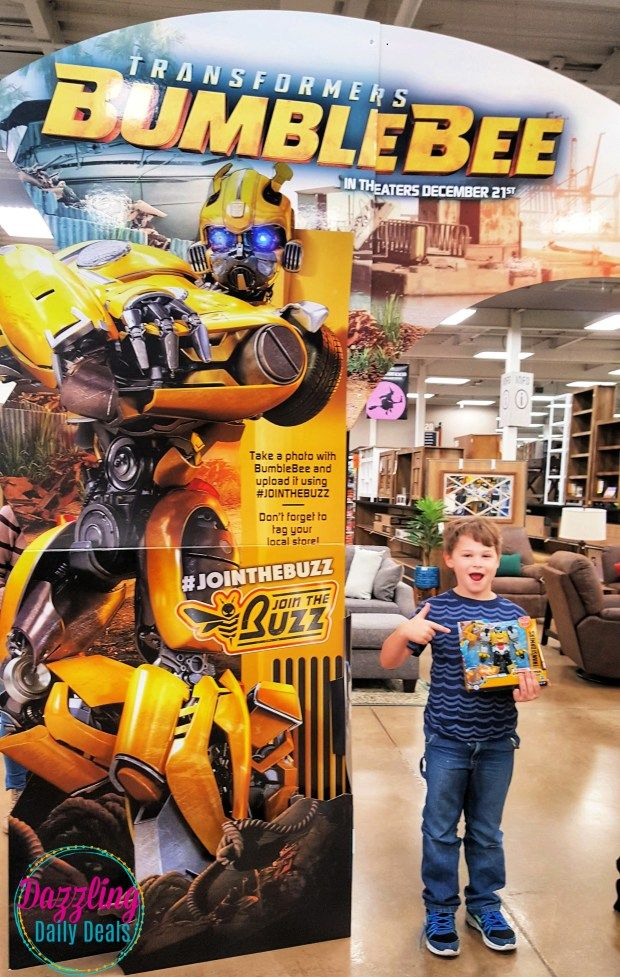 Fred Meyer Is Your One Stop Shop For ALL Your BumbleBee