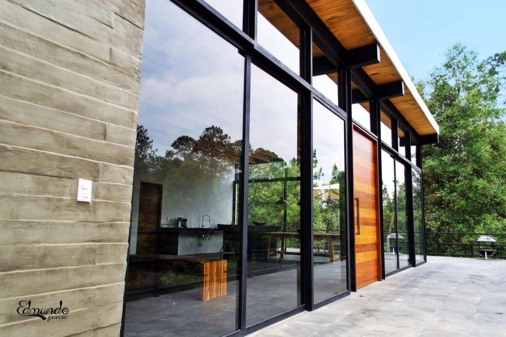 exterior casa contempor nea casa haus mexican design On diseno exterior casa contemporanea