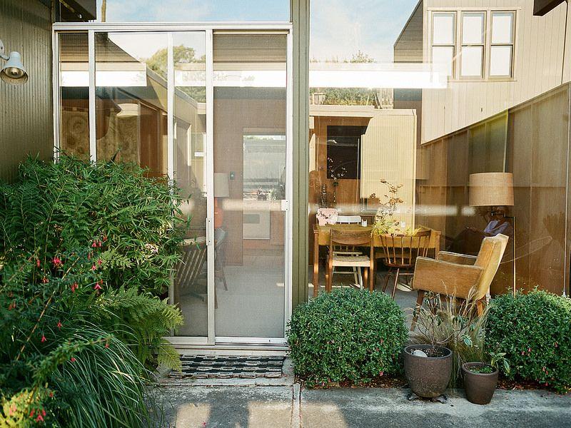 Photographer Leslie Williamson S Home Patio Outdoor