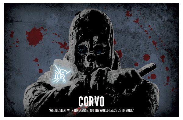 Corvo by marekmaurizio.deviantart.com on @deviantART