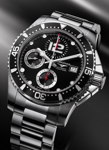 1208c7bc1 Longines HydroConquest Chronograph #luxurywatch #Longines-swiss Longines  Swiss Watchmakers watches #horlogerie @calibrelondon