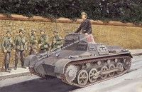 PzKpfw I Ausf B Tank 1/35 Dragon