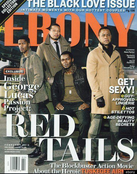 magazine ebony covers love Black