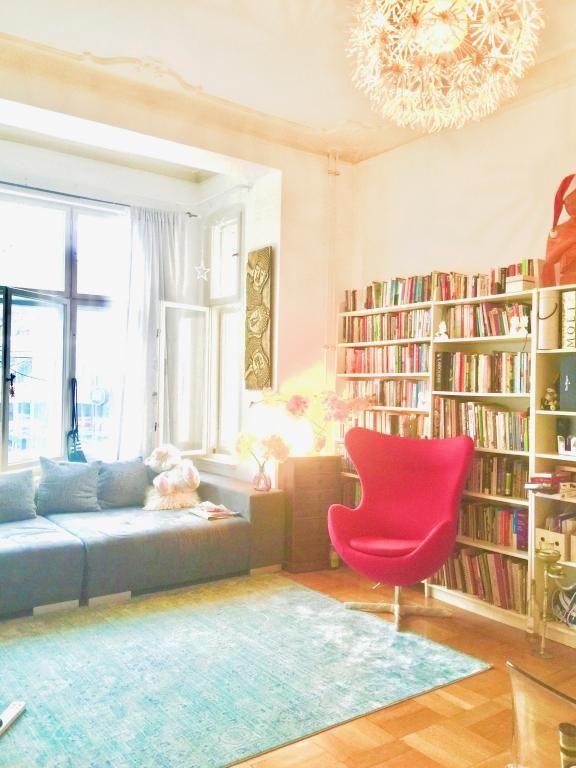 Gem Tliche Leseecke Im WG Zimmer Library Lesen Cozyhome Ideen