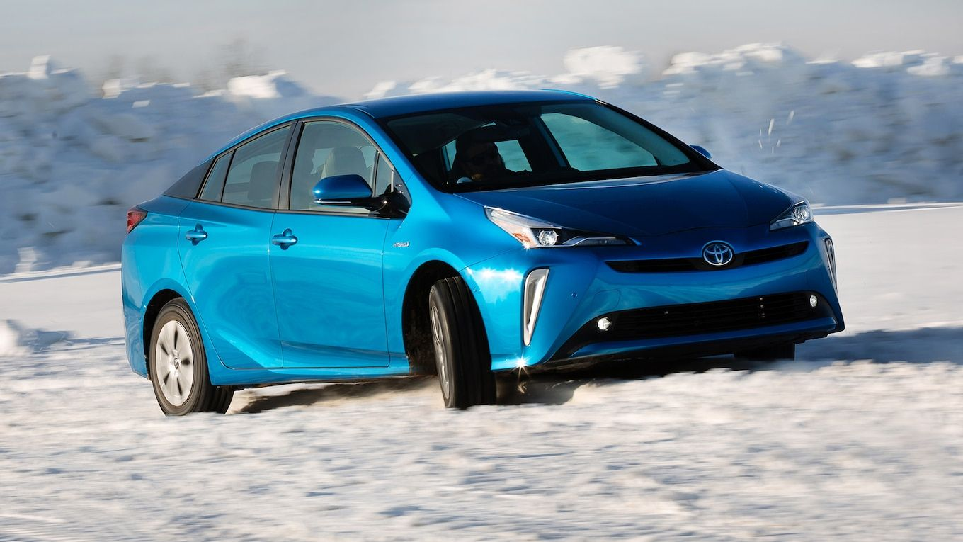 2019 Toyota Prius Awd E First Drive The Hokkaido Butterfly Effect