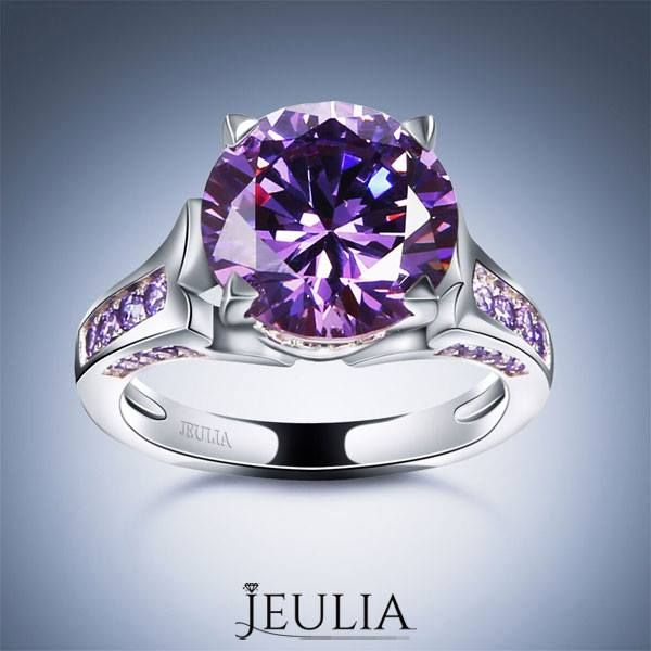 Is this your love? #jeulia #engagementring #fashionjewelry