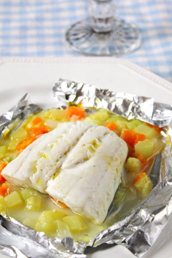 20 Recetas Con Merluza Fáciles Pequeocio Recetas De Merluza Pescado Con Verduras Verduras