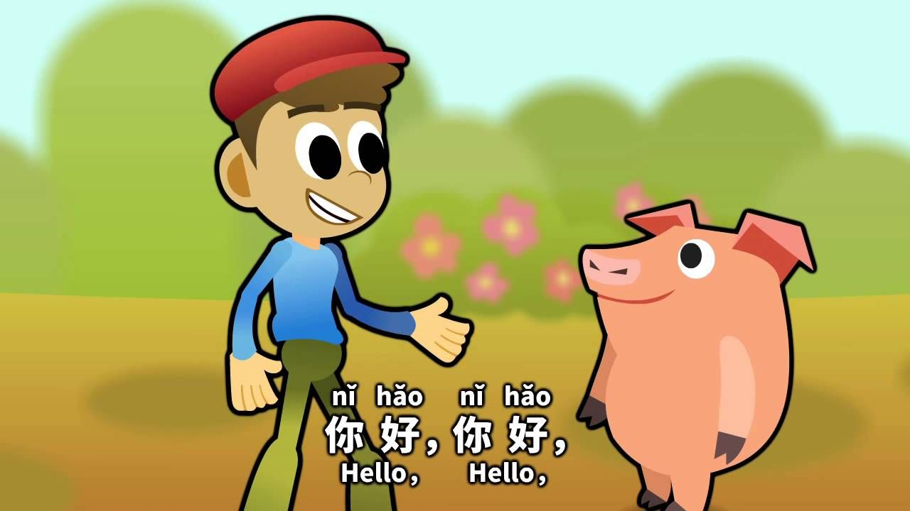 Chinese songs for kids learn greetings in 3 minutes say hello chinese songs for kids learn greetings in 3 minutes say hello and kristyandbryce Gallery