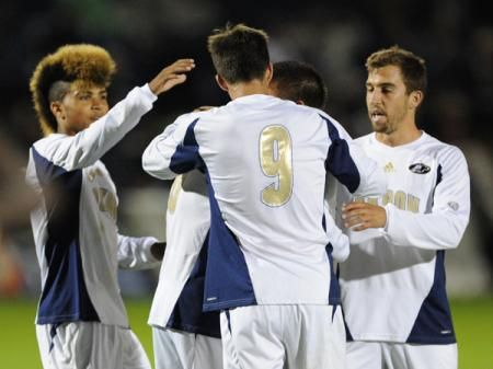 The No. 7 University of Akron men's soccer team will continue Mid-American Conference play this Saturday night when Buffalo comes to FirstEnergy Stadium – Cub Cadet Field for a 7:30 p.m. (ET) kick off.      The match will be streamed for free on-line at GoZips.com as well as broadcast live on Fox Radio 1350 AM (WARF). Longtime Voice-of-the-Zips Steve French (play-by-play) and former Akron All-American Simon Spelling (analysis) will have the call.