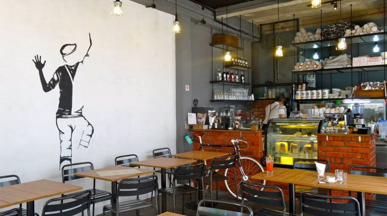 20 Halal Cafes In S Pore That Make Hipsters Go Uh Uh Siol Cafe Decor Home Decor