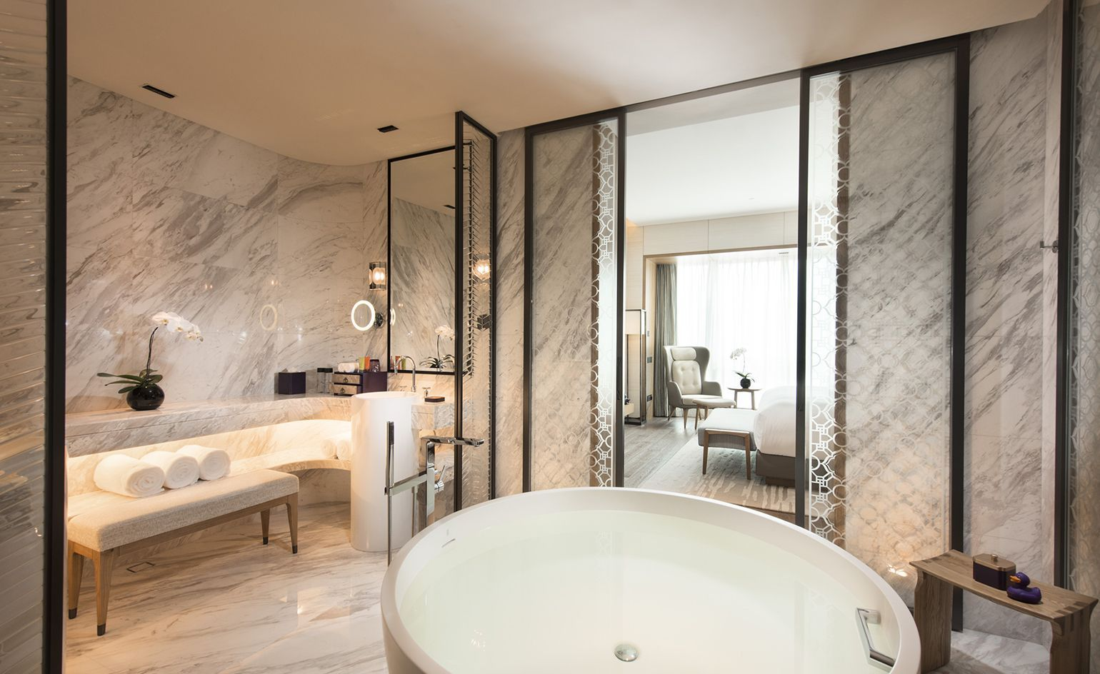 Ab Concept Projects And Interiors By World Famous Interior Designers Showcasing The Best Of The Bathroom Design Luxury Nyc Interior Design Buy Interior Doors Famous concept bathroom ideas