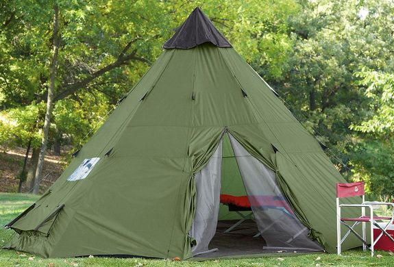 Teepee u2013 Best C&ing Tent For Family : best tents for families - memphite.com