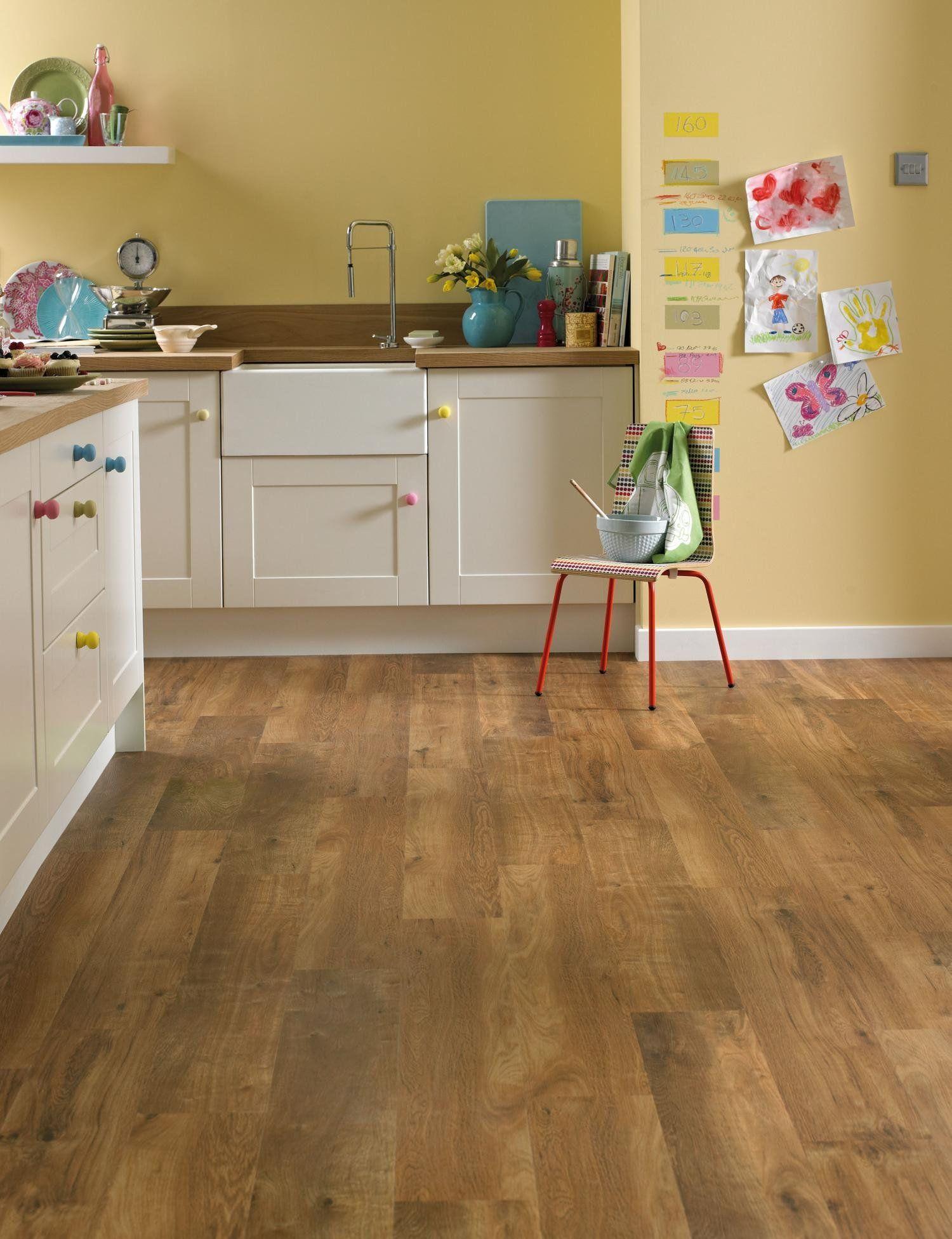 Classic Oak  Flooring  Pinterest  Stair Landing Luxury Vinyl Awesome Vinyl Flooring Kitchen Design Decoration