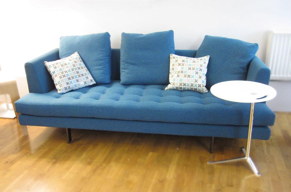 Blue Edward Sofa By #Bensen