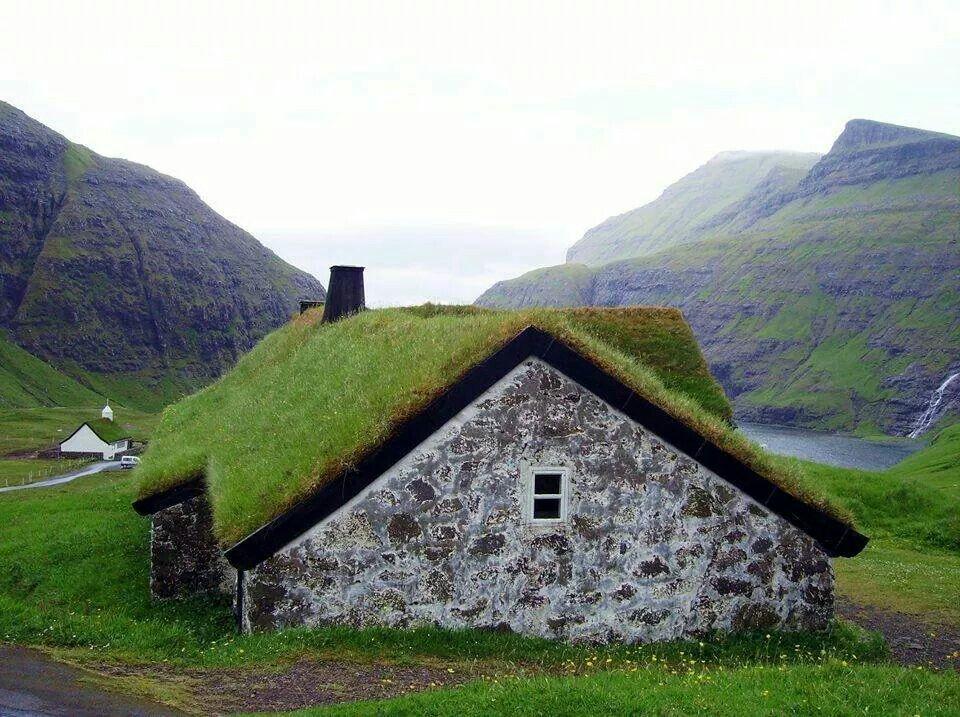 Faroe Island,  Northwest of Scotland.