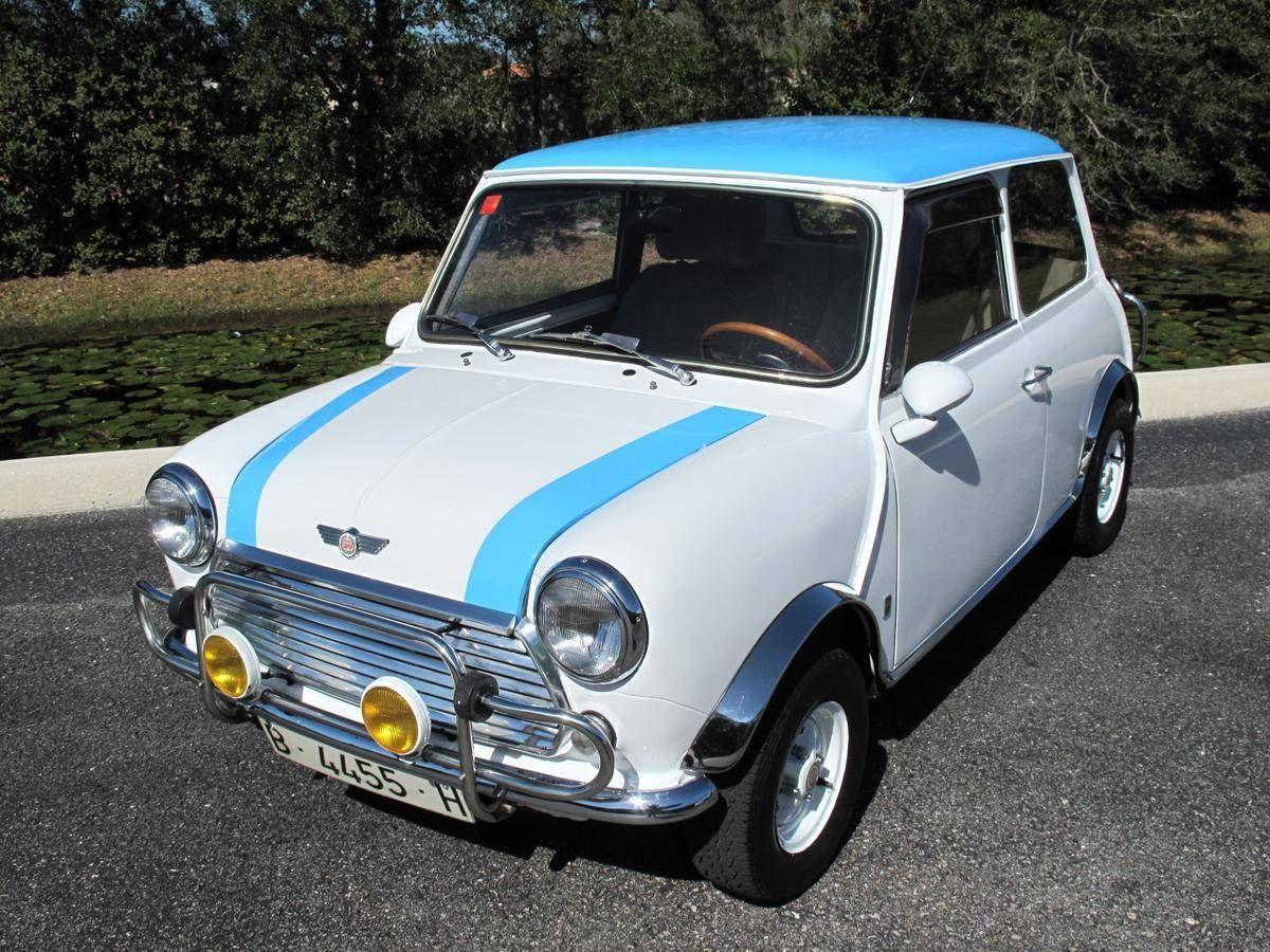1972 Mini Cooper for sale #1810977 - Hemmings Motor News | Kwirky ...