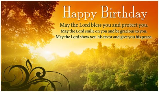 free inspirational birthday cards for friends – Religious Birthday Card Messages