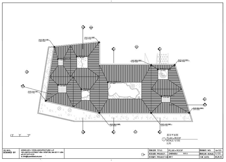 Gallery Of Sky Courts Howeler Yoon Architecture 12 Sky Court Architecture Architecture Plan
