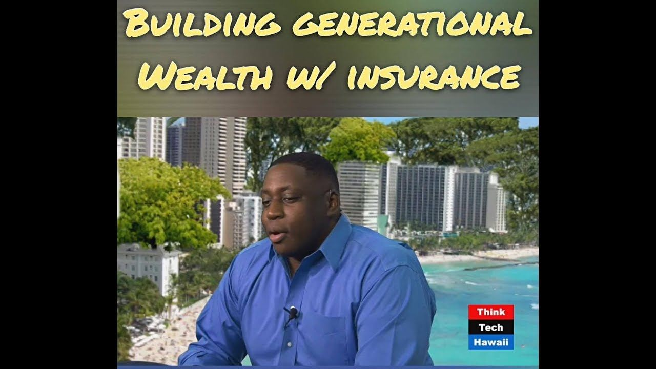 Creating Generational Wealth Through Life Insurance W Prince