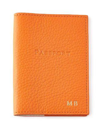 Graphic Image Personalized Passport Case Passport Case