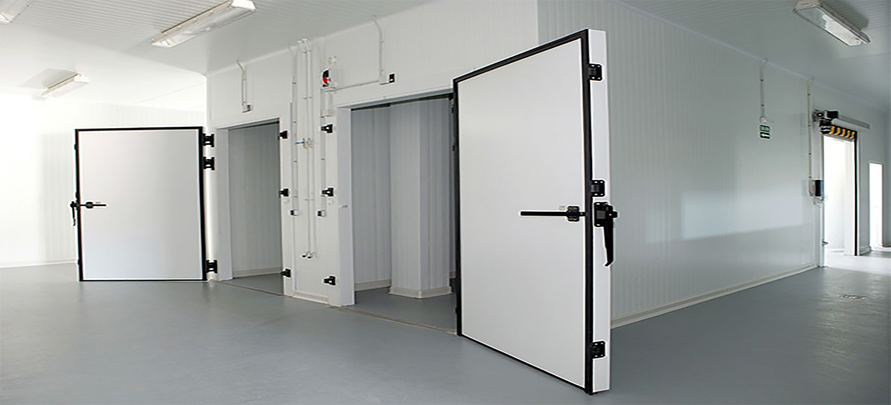 Cold rooms freezer rooms shakti has designed and for Chambre commercial