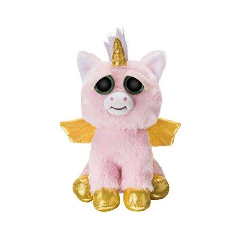 Feisty Pets Ali Cornball Alicorn Unicorn Stuffed Animal Pets
