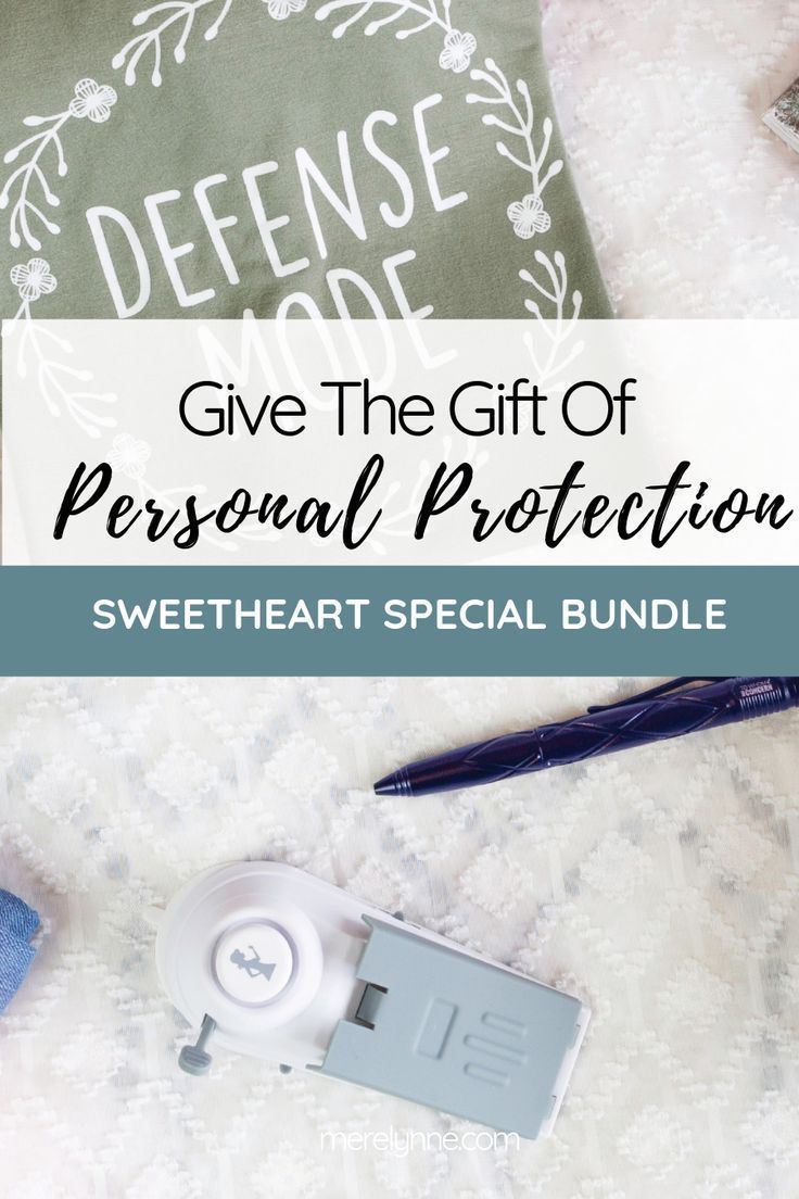 Sweetheart Special To Keep Them Safe Damsel in defense