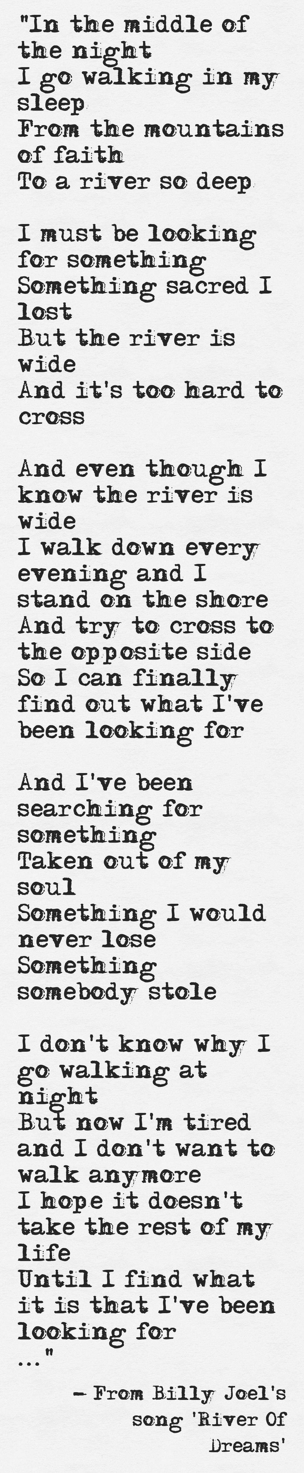 Joel Osteen Quotes 006 Billy Joel Lyrics Love Songs Lyrics