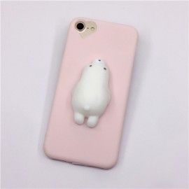 coque iphone 7 plus ours