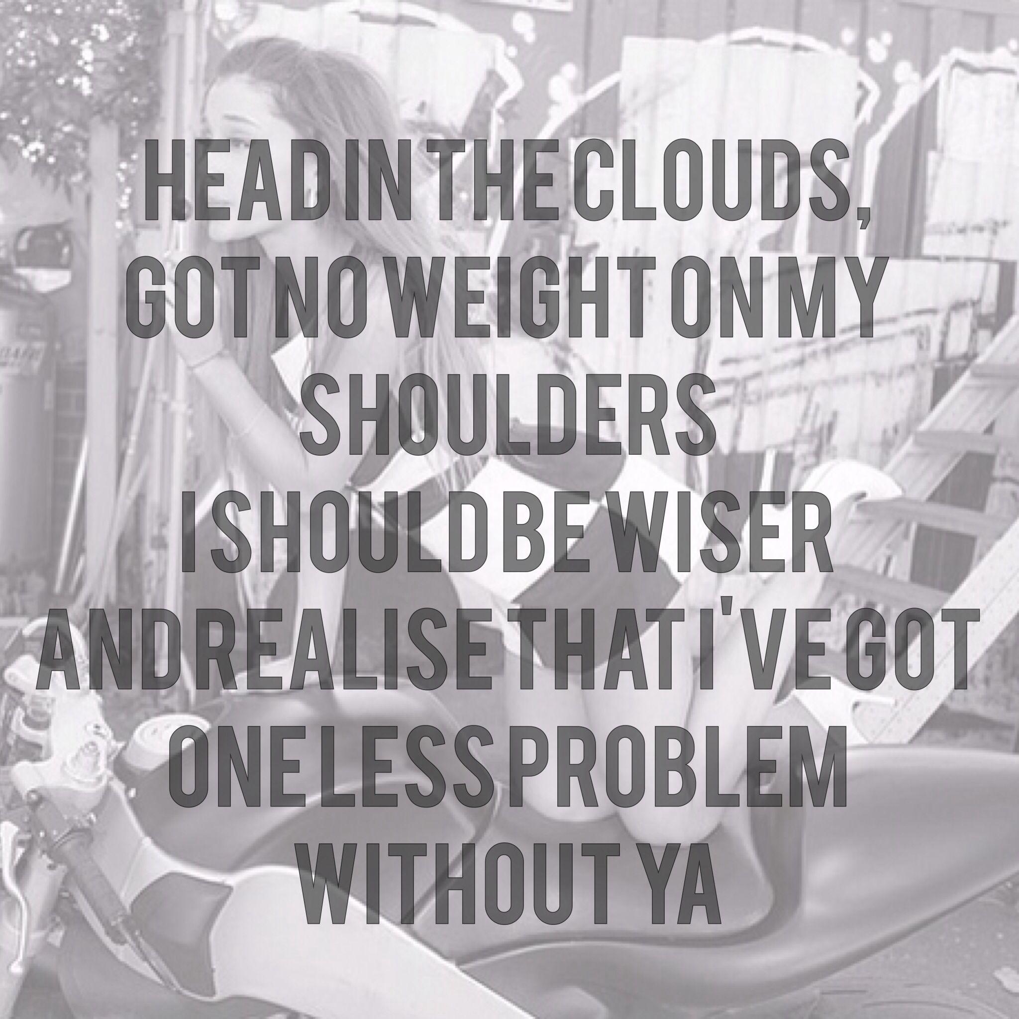 Ariana Grande - Problem (feat. Iggy Azalea) | Quotes ...