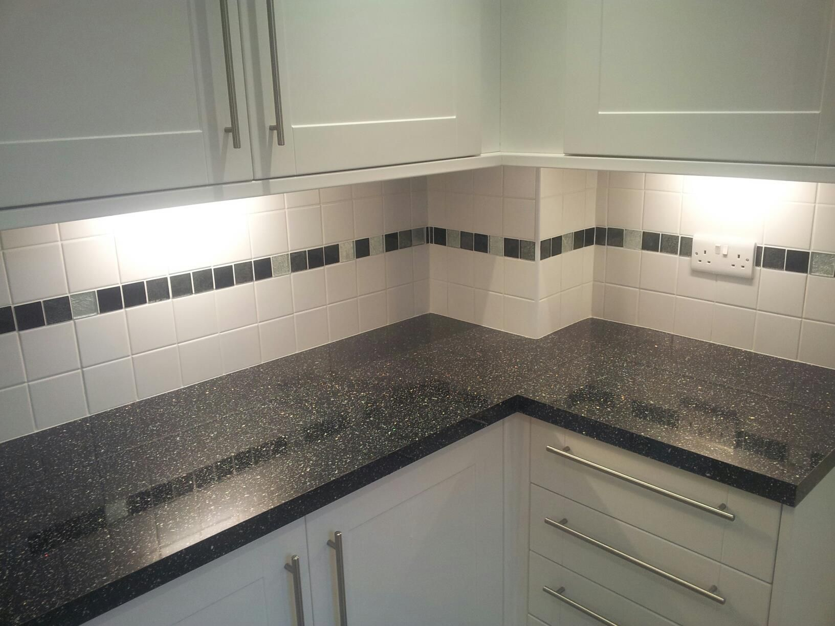 kitchen tile fitting northwest professional tilers kitchen
